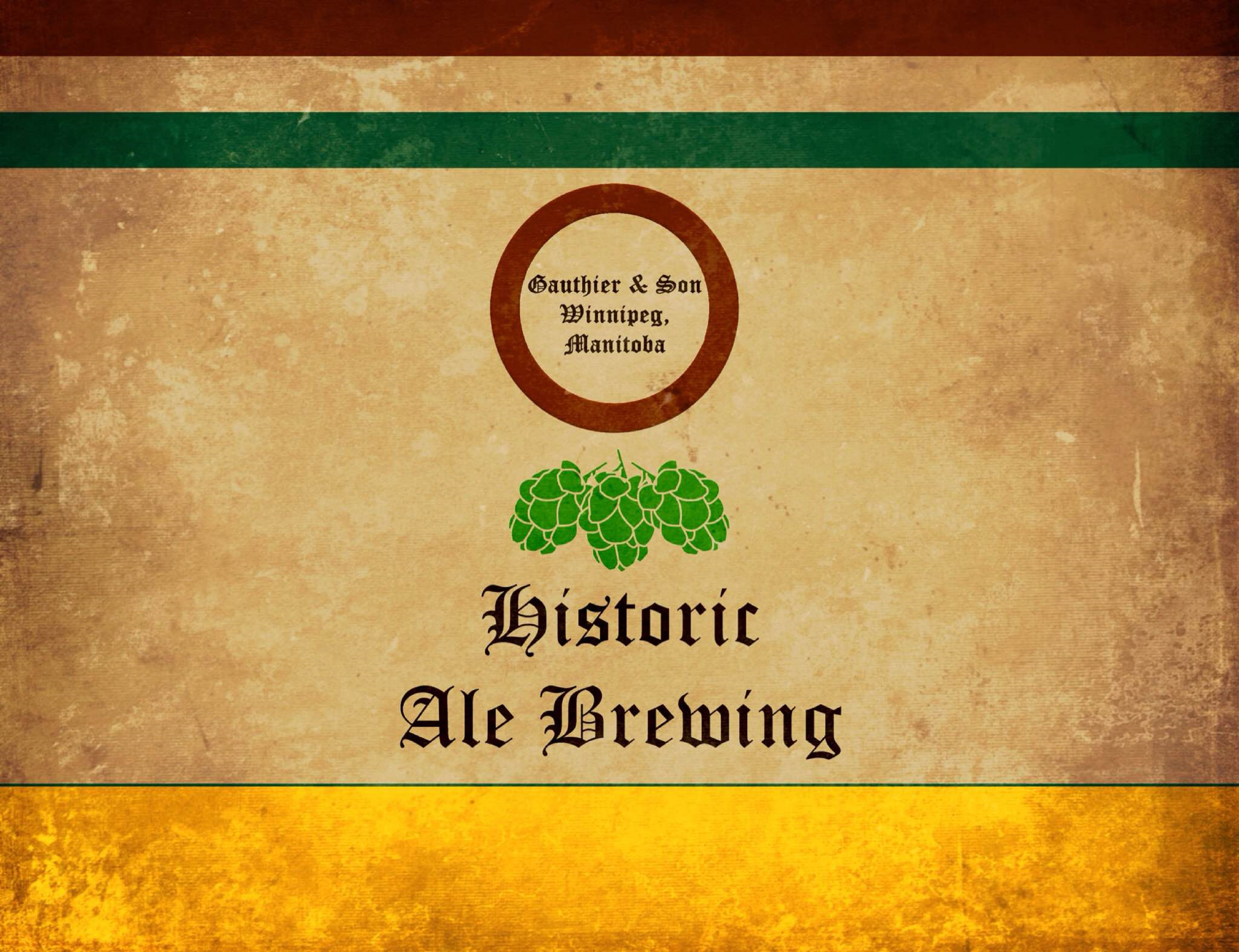 Historic Ale Brewing