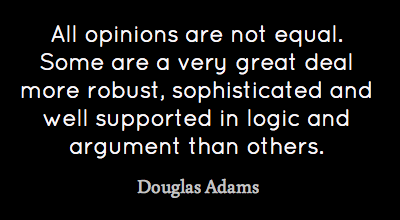 all-opinions-are-not-equal